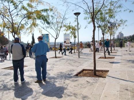Оживление у  Яффских ворот  Иерусалима. Фото: Хава ТОР/Великая Эпоха