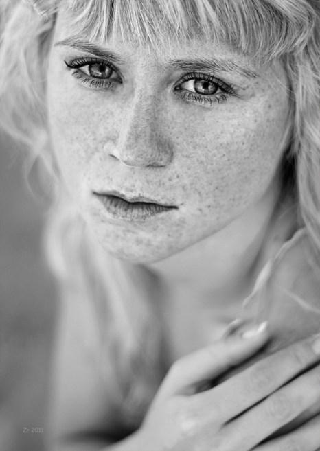 Женские портреты Захара Райза