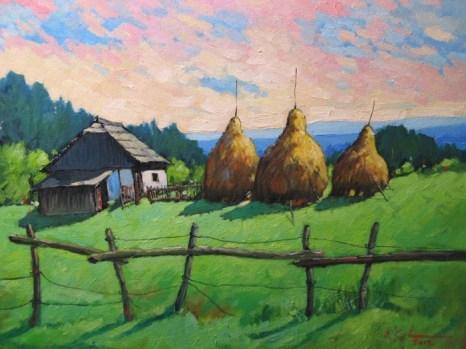 Художник Давид Кройтор: «Я люблю каждый день»