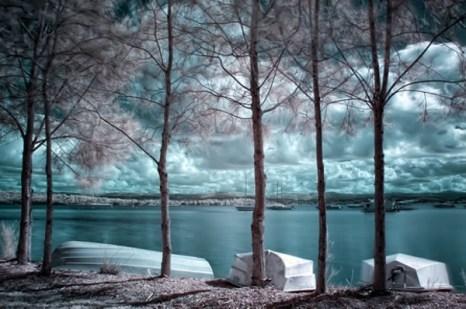 Фотогалерея невидимого света. Фото:instantshift.com