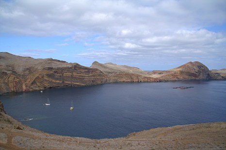 Полуостров Понта-ди-Сан-Лоренсо на востоке Мадейры. Madeira. Фото: Сима Петрова/Великая Эпоха (The Epoch Times)