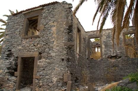 Древние руины на набережной в Канисо. Мадейра. Фото: Сима Петрова/Великая Эпоха (The Epoch Times)