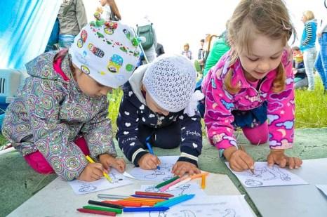 Фестиваль «Зелёный». Фото: Инна Федорчук