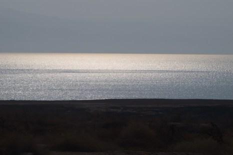 Мёртвое море утром возле посёлка Эйн-Геди. Фото: Хава Тор/Великая Эпоха (The Epoch Times)
