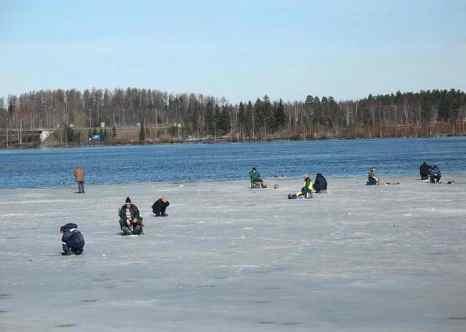 Вуокатти известен как курорт и центр зимних видов спорта. Фото: kallerna/commons.wikimedia.org