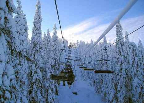 Иматра входит в десятку самых привлекательных с туристической точки зрения городов Финляндии. Фото: Ua1-136-500/commons.wikimedia.org