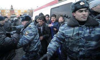 Ответная акция кавказцев готовится завтра? Фото с svpressa.ru