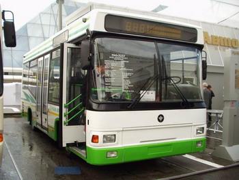 Новые автобусы - ивановцам. Фото с bus.ruz.net