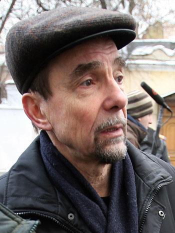 Лев Пономарев.Фото:  ALEXEY SAZONOV/Getty Images