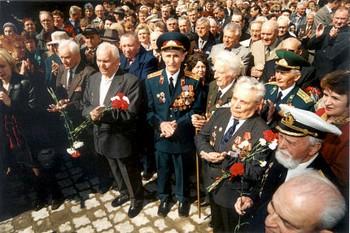 Ветераны Великой Отечественной войны. Фото: grpz.ru
