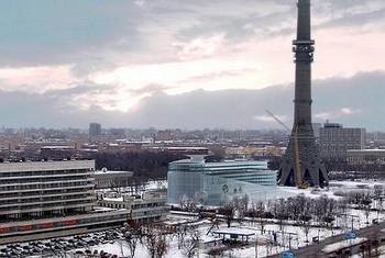 Обыск в Останкино не связан с НТВ. Фото: agency.archi.ru