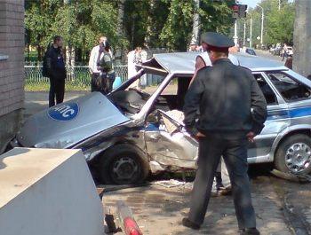 Астраханская рота ДПС погорела на взятках. Фото: mreporter.ru