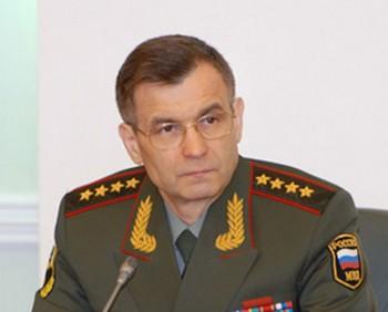 Министр внутренних дел РФ Рашид Нургалиев. Фото с официального сайта