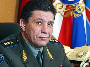 Владимир Поповкин. Фото с mil.ru