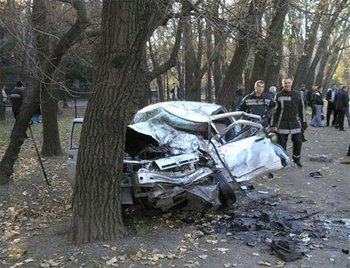 В  ДТП в Кабардино-Балкарии погибли  10 человек. Фото с micro-news.ru