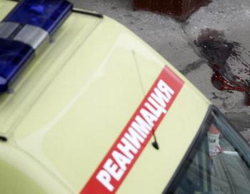 Авария в Элисте. В результате аварии автобуса в Яшкульском районе Калмыкии рано утром в субботу, 18 сентября, погибли три человека и еще шестеро находятся в клинике. Фото: AFP/Getty Images