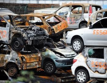 В России программа по утилизации старых машин начнет работать с 8 марта. Фото:  JOHANNA LEGUERRE/AFP/Getty Images