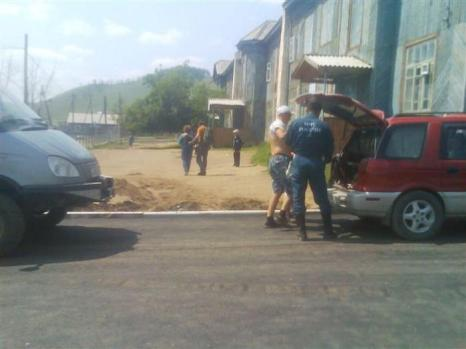 Автобус с туристами перевернулся во время экскурсии на Байкал, пострадали 17 человек  . Фото с сайта  38.mchs.gov.ru