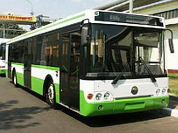 Пассажирский автобус ЛиАЗ 5292. Фото с сайта gazgroup.ru