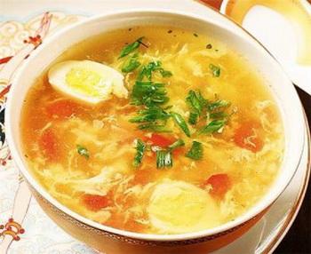 Куриный суп. Фото: edablog.ru