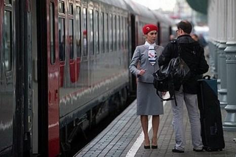 Новый поезд Ингушетия 10 января совершит первый рейс