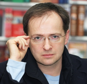 Владимр Мединский. Фото с сайта medinskiy.ru