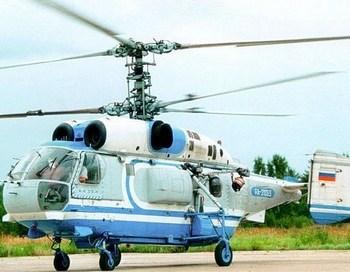 Разбился вертолет Ка-32, авария произошла у горы Фишт, неподалеку от Лунной поляны, погибли два человека, один пострадал. Фото с сайта helicopter.su
