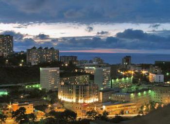 Владивосток. Фото с сайта srichinmoycentre.org
