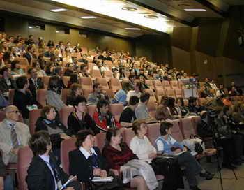 В Пущино начала работу школа-конференция молодых учёных «Биология – наука ХХI века». Фото с сайта Biologia.ru