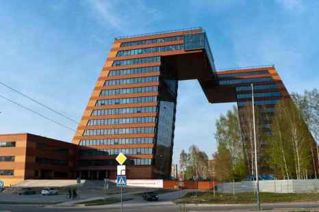 Новосибирский государственный университет в рейтинге лучших вузов России занял четвёртое место. Фото: VALERY TITIEVSKY/AFP/GettyImages