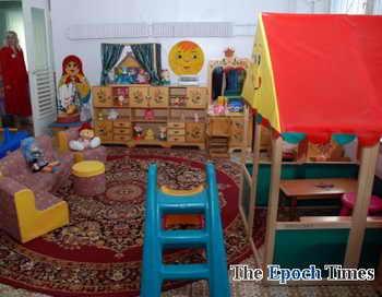 Группа детского сада. Фото: Великая Эпоха (The Epoch Times)