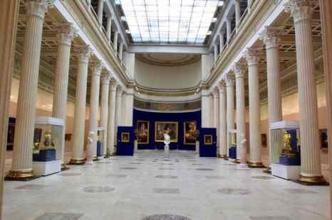 Пушкинский музей покажет золотые сокровища инков. Фото c cайта weseley.ru.com