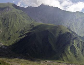 Кавказ. Фото: DMITRY KOSTYUKOV/AFP/Getty Images