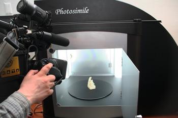 3D - сканер ЭЛАР ОРТЕРИ Р5000. Фото: Анатолий Белов/Великая Эпоха