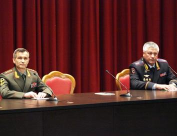 Отставка Нургалиева,  главы МВД РФ, прошла незаметно для россиян. Фото:www.mvd.ru/news