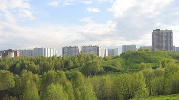 Крылатские холмы. Фото: wikipedia.org