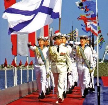 Россия отмечает День ВМФ. Фото с fwnews.ru