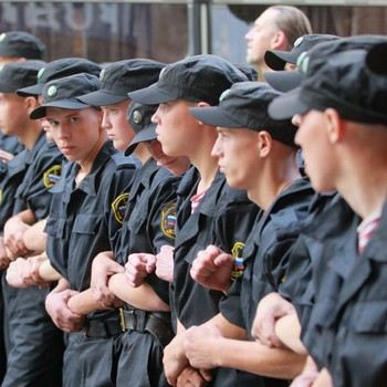 Полиция. Фото РИА Новости