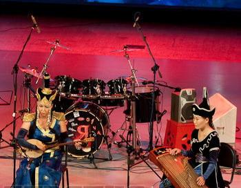Международный музыкальный фестиваль «Голос кочевников. Байкал-Бурятия-2011». Фото с сайта minkultrb.ru