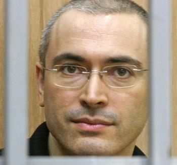 Михаил Ходорковский. Фото: TATYANA MAKEYEVA/AFP/Getty Images