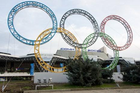 Приём Сноудена грозит России бойкотированием Олимпийских Игр в Сочи. Фото: LEON NEAL/AFP/Getty Images