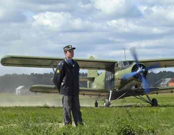 Самолёт АН-2. Фото: VIKTOR VERES/AFP/Getty Images