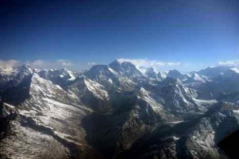 Эверест. Фото: PRAKASH MATHEMA/AFP/Getty Images