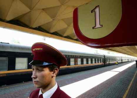 Реконструкция преобразит московские вокзалы. Дирекция вокзалов хочет превратить их из транзитных узлов в зоны досуга москвичей и гостей столицы. Фото: MAXIM MARMUR/AFP/Getty Images