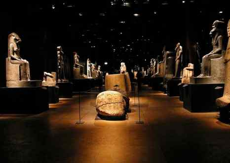 Турин. Египетский музей. Фото c cайта flickr.com