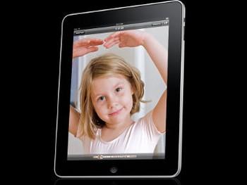 iPad, иллюстрация пресс-службы Apple