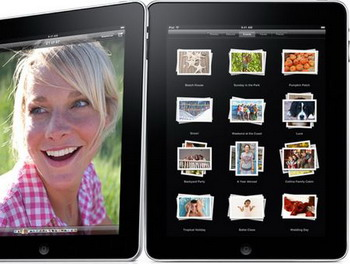 Apple iPad. Фото с сайта apple.com