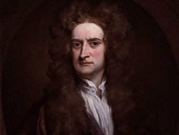 Фото1 - В течение 50 лет Ньютон углублённо изучал архитектуру святых храмов и особенно сосредоточился на описании первого еврейского храма. Фото: Sir Godfrey Kneller (1646-1723)