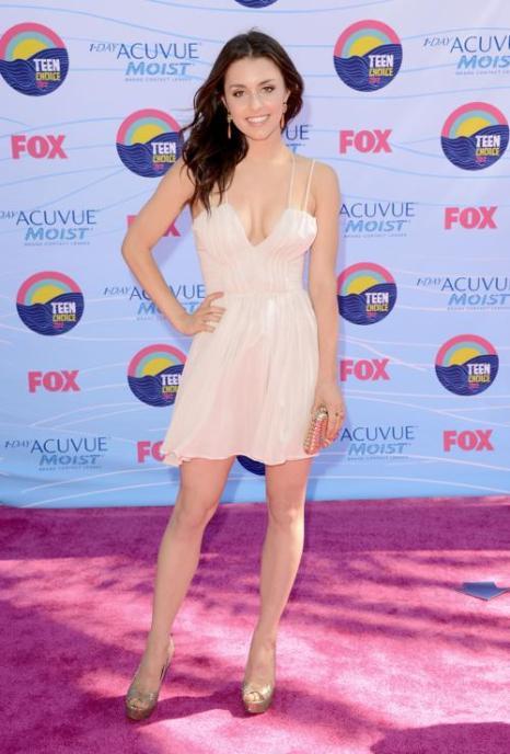 Молодые участники прибыли на музыкальное шоу   Teen Choice Awards-2012. Часть 2. Фоторепортаж. Фото: Jason Merritt/Getty Images