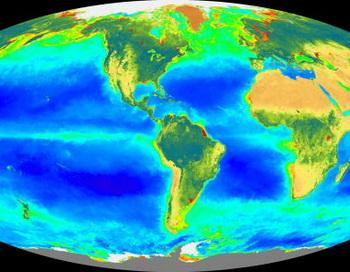 Земля, снимок НАСА. Фото: AFP/GettyImages